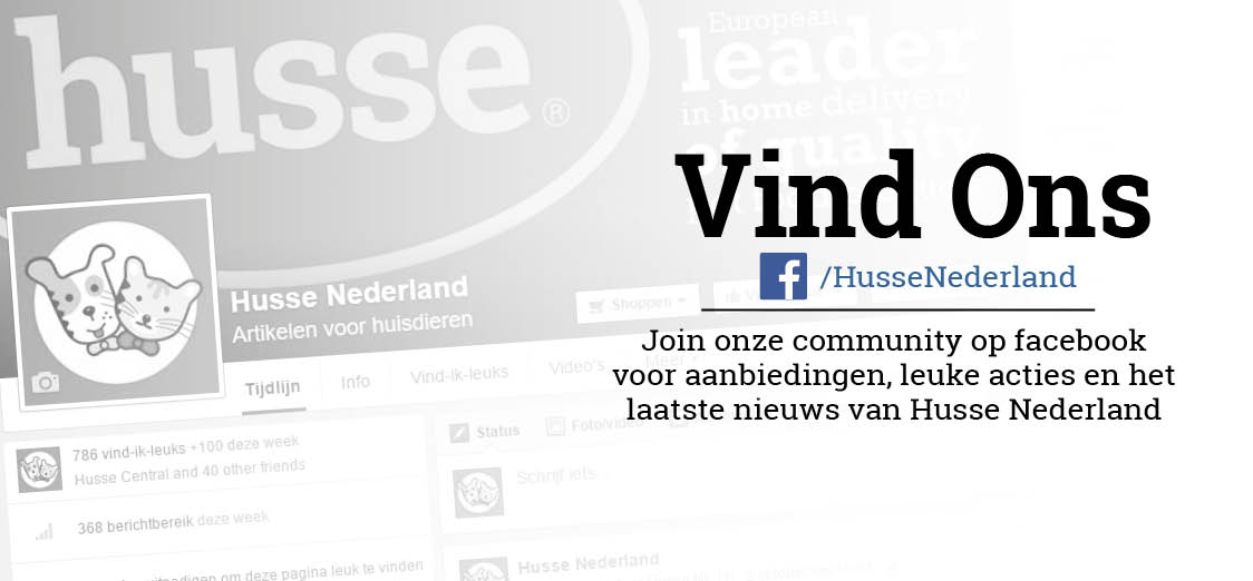 Husse Facebook - Find us on Facebook - Join our community on Facebook, where you can find much more offers, news, pictures waiting for you.